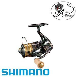 Shimano Cardiff CI4+ 1000S Angelrolle