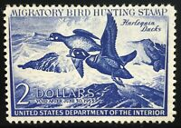RW19 US Duck Stamp  Mint, OG, H   SCV $90