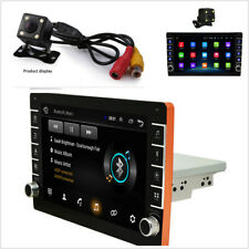 Android 8.1 9in Car MP5 Player FM Stereo Radio GPS Wifi 1+16GB w/Rear Camera