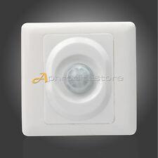 Sensore Infrarossi IR Movimento Interruttore Soffitto Lampada Muro Controllo