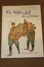 """OSPREY MILITARY - The Waffen - SS (revised edition) """"New"""" paperback #34"""