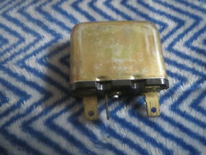 NOS 1974 1975 1976 1977 DODGE CHRYSLER PLYMOUTH DODGE TRUCKS HORN RELAY NOS NEW
