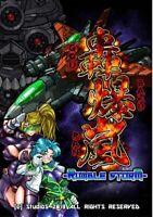 Doujin PC Video Game GOUBAKURAN Rumble Storm Shmups/Shooters STG New