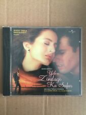 Yeh Zindagi Ka Safar - Daboo Malik Bollywood Soundtrack Rare Universal CD
