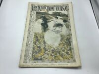 complete THE LADIES HOME JOURNAL - may 1901 - THE NEW GAME OF ROQUE croquet