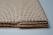 1 Pcs Beige Cotton Aida 11 ct 50x50cm