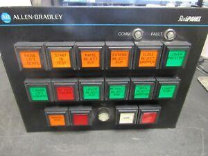 ALLEN BRADLEY REDI PANEL 2705-P21J1 (NEW)