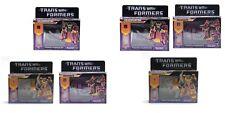 Mindwipe Skullcruncher Weirdwolf Transformers G1 Decepticon Headmaster Gift