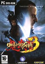 Onimusha 3 jeu pc neuf sans cellophane