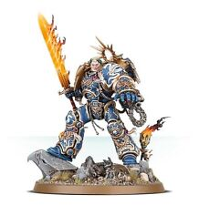 Warhammer 40k Roboute Guilliman, Primarch of the Ultramarines  *new on sprue*