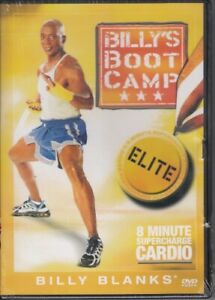 Billy Blanks tae Bo BootCamp Elite 8 Minute Supercharge Cardio DVD