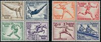 Lot Stamp Germany Mi 624-31 1936 3rd Reich Munich Summer Olympic Blocks MNH