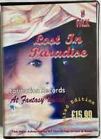 RARE Lost In Paradise (Formation Records) 1996 Jungle Drum & Bass Tape Pack Rave