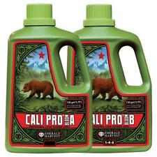 Emerald Harvest Cali Pro Bloom A+B Combo Set 2-Part Base Nutrient for Flower