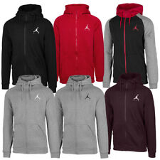 Nike Air Jordan Herren Fleece Full Zip Hoodie NAGELNEU mit