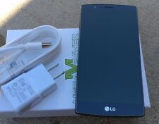 LG G4 T-MOBILE GSM UNLOCKED H811 AT&T CRICKET METALLIC GRAY ANDROID SMARTPHONE