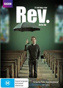REV (COMPLETE SERIES 1 - DVD SEALED + FREE POST)