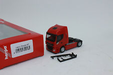 Herpa 309165 IVECO STRALIS Highway XP Rosso 1:87 NUOVO IN SCATOLA ORIGINALE