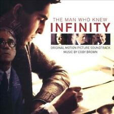 THE MAN WHO KNEW INFINITY [ORIGINAL MOTION PICTURE SOUNDTRACK] NEW CD