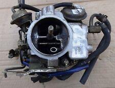 CARBURETOR PETROL SUBARU JUSTY EF12 FWD 1,2cc OHC 3 CYLINDER 6 VALVES USED