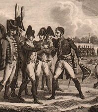 Maréchal Macdonald Sedan Ardennes Napoléon Bonaparte Premier Empire Wagram 1825