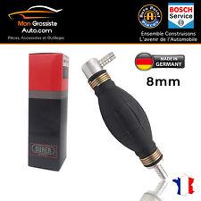 Pompette entrée coudée Poire d'amorcage Caburant 8mm Durer