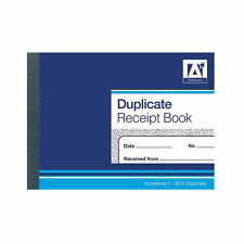 Anker Duplicate Receipt Book 80 Pages Reb 4035