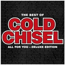Cold Chisel, All For You  - Deluxe Edition, CD