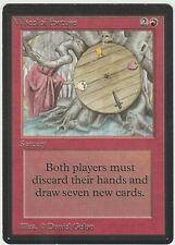 Beta MTG  Wheel of Fortune  Magic Rare