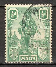 Malta - 1922 Definitive Melita - Mi. 83 VFU