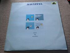 """MAGAZINE - ABOUT THE WEATHER 12"""" MAXI UK VIRGIN 81 - NEW WAVE"""