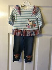 Disney Girl Outfit From Disney Store Size 2T