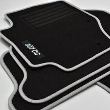 Fußmatten Set für Peugeot 307 CC 2003-2009 Matten Autoteppiche Passform