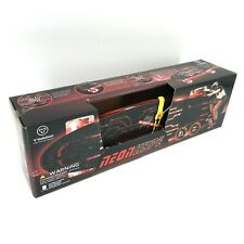 Y-Volution Neon Hype Skateboard Red Light 5+years, 220lbs Max #8700