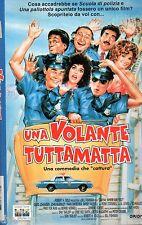 Una Volante Tutta Matta (1994)  VHS Columbia 1a Ed.  David Johansen Bill Fish