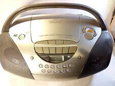 Sony CFD-S170L Boombox Cassette Corder Tape Compact Disc CD Radio Ghetto Blaster