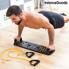 Sport Fitness Home Gym Exercise Workout Resistance Bands Exercise Guide Pulsher