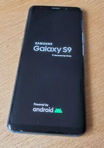 Samsung Galaxy S9 SM-G960F - 64GB - Coral Blue (Unlocked) (Single SIM)