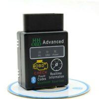 2020 ELM327 HH ODB ODB2 V2.1 Advanced Bluetooth Car Auto Diagnostic Scanner Tool