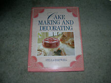 CAKE MAKING and DECORATING by Stella Hartwell ~ Wedding Gateaux Novelty Cakes
