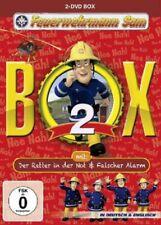 FEUERWEHRMANN SAM - 6.STAFFEL-BOX 2 (2XDVD) 2 DVD NEU FEUERWEHRMANN SAM