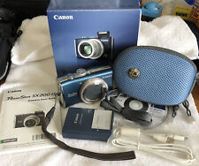 Canon PowerShot SX200 IS 12.1 MP Digital Camera~~Mint~~Bundle~~