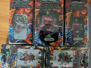 Ed Hardy Decals 5 x designs, 50 in total