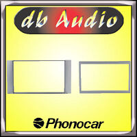 Phonocar 3/464 Mascherina Autoradio Ford Focus 2 DIN Adattatore Cornice Radio