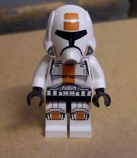 Lego Star Wars Republic Trooper 1 ( 75001 ) Figur weiss orange Republik Neu