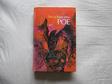TALES OF EDGAR ALLAN POE (1965) Whitman illustrated By Ati Forberg Hard Cover