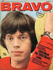 BRAVO 1966 n. 3: Alain Delon/Beatles/McCoys/Thomas Fritsch