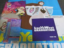 KANYE WEST / graduation + extra /JAPAN LTD CD OBI poster