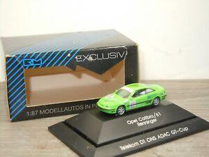 Opel Calibra Renninger - RM Rietze 1:87 in Box *50973