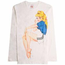 Adidas Y3 Y-3 Yohji Yamamoto rebels long sleeve t shirt Medium size